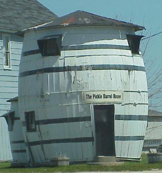 Pickle Barrel House Today