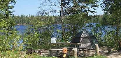 Camping - Grand Marais Chamber of Commerce