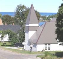 Grand Marais United Methodist Church